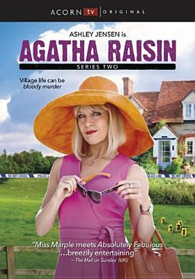 Agatha Raisin. Series 2.