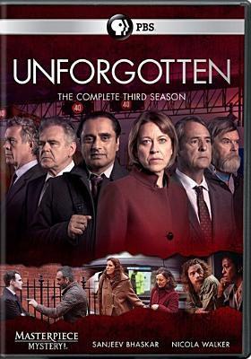 Unforgotten. The complete third season