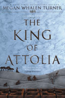 The king of Attolia : a queen's thief novel