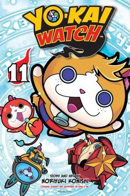 Yo-kai watch. 11, The way of the samurai