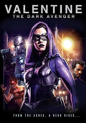 Valentine : the dark avenger
