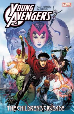 Young avengers. The children's crusade