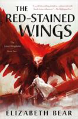 The red-stained wings