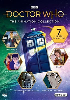 Doctor Who : the animation collection.