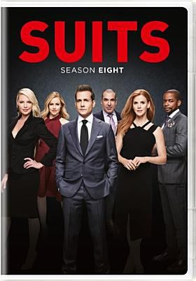 Suits. Season eight.