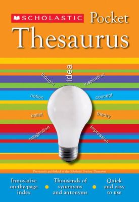 Pocket thesaurus.