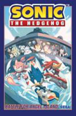 Sonic the hedgehog. Volume 3, Battle for Angel Island
