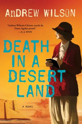 Death in a desert land : a novel