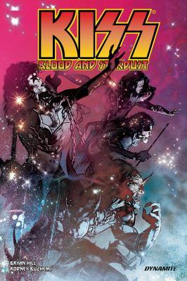 KISS : blood & stardust