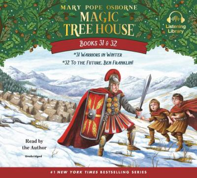 Magic tree house. Books 31 & 32