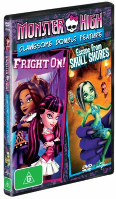 Monster High. Clawesome double feature.