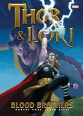 Thor & Loki : blood brothers