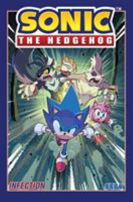 Sonic the hedgehog. Infection