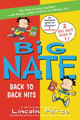 Big Nate. Back to back hits