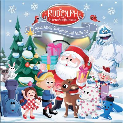 Rudolph the red-nosed reindeer : read-along storybook and audio CD