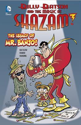 The legacy of Mr. Banjo!