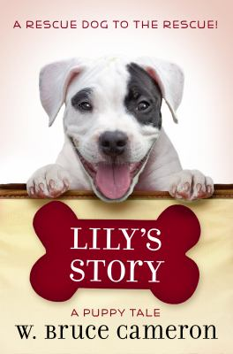 Lily's story : a puppy tale