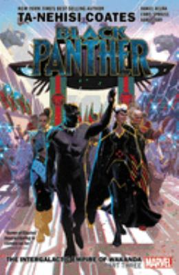 Black Panther : The intergalactic empire of Wakanda, Part three