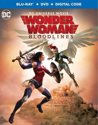 Wonder Woman. Bloodlines
