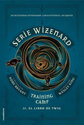 Training camp : el libro de Twig