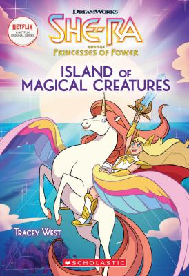 Island of magical creatures