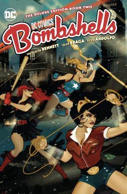 DC Comics Bombshells. Book two