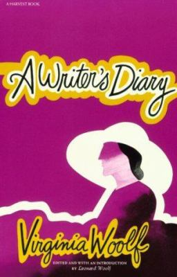 A writer's diary : being extracts from the diary