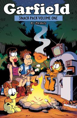 Garfield, snack pack