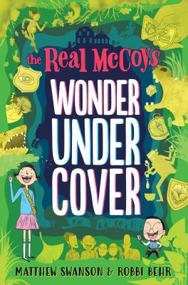 The real McCoys. Wonder undercover