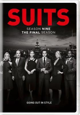 Suits. Season nine, the final season.