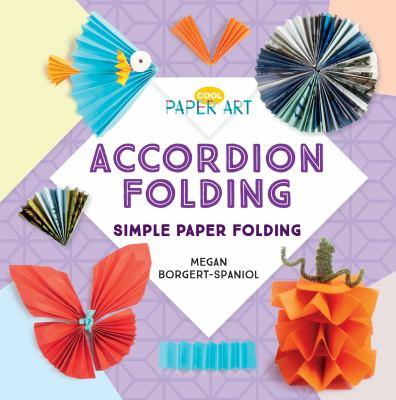 Accordion folding : simple paper folding