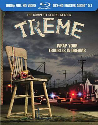 Treme. The complete second season.