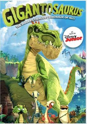 Gigantosaurus : the biggest, fiercest dinosaur of all!.