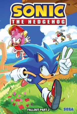 Sonic the hedgehog : fallout. Part 2