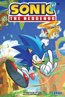 Sonic the hedgehog : fallout. Part 1