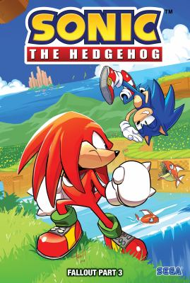 Sonic the hedgehog fallout. Part 3