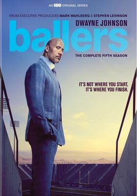 Ballers. The complete fifth season