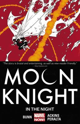 Moon Knight. 3, In the night
