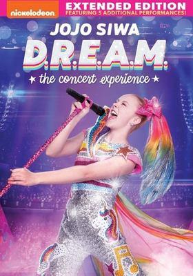 Jojo Siwa. D.R.E.A.M. the concert experience.