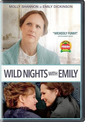 Wild nights with Emily / presented by Embrem Entertainment ; in association with P2 Films, Salem Street Entertainment, UnLtd Productions ; written and directed by Madeleine Olnek ; produced by Casper Andreas, Max Rifkind-Barron, Anna Margarita Albelo, Madeleine Olnek.