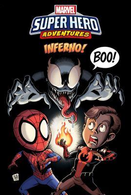 Marvel super hero adventures. Inferno!
