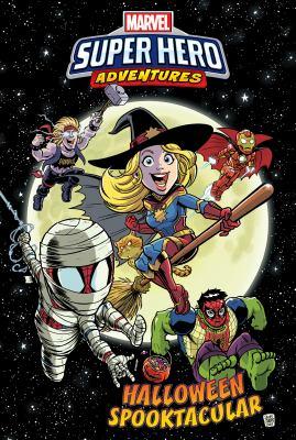 Marvel super hero adventures. Halloween spooktacular