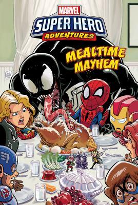 Marvel super hero adventures. Mealtime mayhem