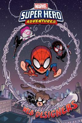 Marvel super hero adventures. Spider-Man: Web designers