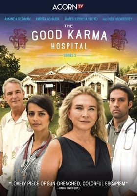 The Good Karma Hospital. Series 3.