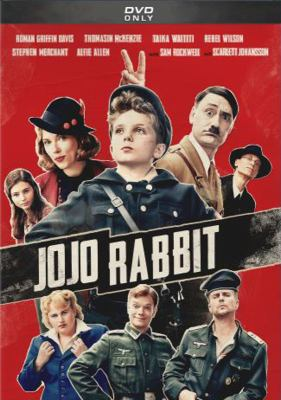 Jojo Rabbit / Fox Searchlight Pictures presents ; in association with TSG Entertainment ; a Defender and Piki Films production ; produced by Carthew Neal, Taika Waititi, Chelsea Winstanley ; screenplay by Taika Waititi ; directed by Taika Waititi.