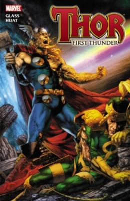 Thor. First thunder