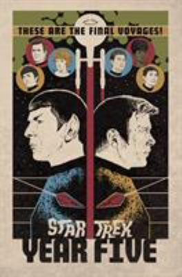 Star Trek Year Five. Vol. 1, Odyssey's end.