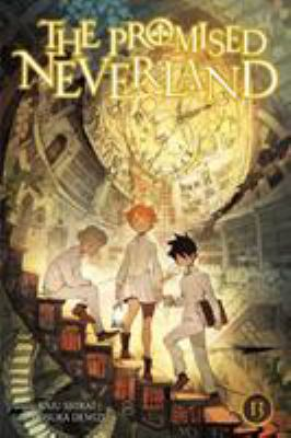 The promised Neverland. Volume 13, The king of paradise