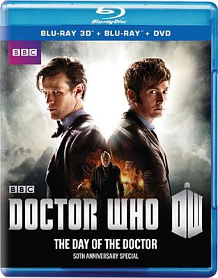 Doctor Who. The day of the doctor.